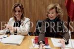"""Chacón avisa de que una política no puede ser """"ni digna, ni decente"""" si da la espalda a las personas con discapacidad . (EUROPA PRESS)"""