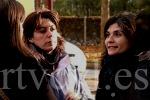 Las intérpretes de lengua de signos desmienten a Adecco. Photo by  rtvcyl.es