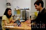 La videotraducción acerca a oyentes y sordos en la sanidad. Photo by Sandra Alonso