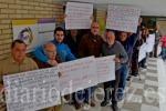 La falta de intérpretes aísla a la comunidad sorda de Jerez. Photo by Manuel Aranda