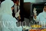 El primer restaurante para sordos de Gaza atrae a todo tipo de clientes. (wradio.com.co)