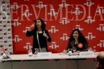 Las personas sordas reclaman la accesibilidad de la industria cultural española. (SERVIMEDIA)