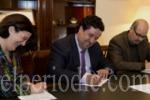 La Diputación ayuda a la Asociación de Personas Sordas de la provincia a mantener el servicio de atención y apoyo a familias. (elperiodic.com)