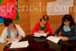El Ayuntamiento de Alzira firma un convenio de colaboración con APESORIAL y FESORD CV. (elperiodic.com)