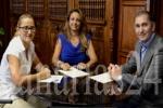 El Cabildo, Fasican y Asorte fomentan la accesibilidad y la supresión de barreras de comunicación. (canarias24horas.com)
