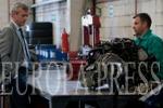 El Gobierno gallego reservará por ley contratos para empresas que potencien la integración laboral de discapacitados. (EUROPA PRESS)
