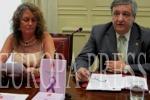 La violencia de género impacta el doble sobre mujeres con discapacidad. (EUROPA PRESS)