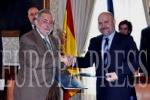 Hacienda firma un convenio con el CERMI para agilizar trámites administrativos de personas con discapacidad y su familia. EUROPA PRESS