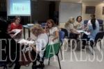 CAI ayuda con 7.000 euros a la Agrupación de Personas Sordas de Aragón. (EUROPA PRESS)