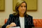 Ana Mato no comparecerá de forma extraordinaria en el Congreso para hablar sobre dependencia y copago. (EUROPA PRESS)