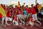 España regresa con 7 diplomas y 11 récords batidos. (feds.es)