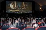 Los Cines Dreams Palacio de Hielo proyectarán diariamente películas de estreno con subtítulos con código de colores. (EUROPA PRESS)