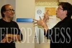 El Congreso pide que en la formación laboral de personas sordas haya intérpretes. (EUROPA PRESS)