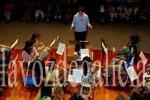 La Escola de Música de Sober prepara conciertos para invidentes y sordos. Photo by  Alberto lópez