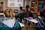 La Fundación ONCE colabora en la formación para el empleo de jóvenes. (EUROPA PRESS)