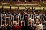 El Congreso abre las puertas a la discapacidad. (EUROPA PRESS)