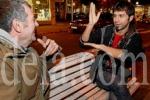 """Traductores para sordos: """"Bienvenido sea el falso intérprete"""". (deia.com)"""