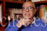 Signando con Félix Jesús Pinedo Peydró, Presidente de Honor de la CNSE. (blog.cnse.es)