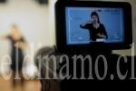 Canales de TV arriesgan sanciones por no transmitir el fallo de La Haya en lengua de señas. (eldinamo.cl)