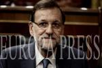 Rajoy anuncia una rebaja del IRPF para familias con hijos y personas dependientes a cargo. (EUROPA PRESS)