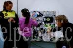 Clases de educación vial para niños sordos. (elperiodic.com)