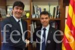 El objetivo en común entre la FEDS y el Consell Català de l'Esport. Photo by feds.es