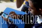 Kitsord habla a señas. (prensalibre.com)