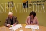 CNSE y Asispa trabajarán en la mejora de la atención a las personas mayores sordas. (SERVIMEDIA)