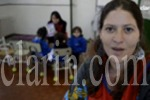 Escuchá la versión del Himno Nacional que grabaron chicos sordos. (clarin.com)