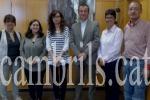 L'alcaldessa es reuneix amb la Federació de Persones Sordes de Catalunya. (cambrils.cat)
