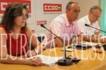 """CCOO alerta de que los servicios educativos """"ya emplean más personal"""" de empresas privadas que propio de la Consejería. (EUROPA PRESS)"""