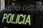Un policía boliviano afirma que disparó a dos sordos en defensa propia. (eldeber.com.bo)