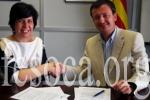 La Federació d'Autoescoles de Catalunya, es garanteix l'accessibilitat en llengua de signes catalana per complir la llei. (fesoca.org)