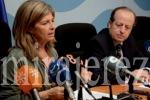Isabel Paredes pide explicaciones por la retirada de un intérprete de lengua de signos en El Zagal. Photo by mirajerez.com