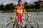 """Miguel Sáez: """"Nunca he tenido barreras para disfrutar del ciclismo"""". (lagunaaldia.com)"""