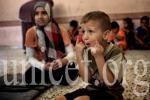 """""""Detengan el asedio de la Franja de Gaza, mi casa"""". Photo by unicef.org"""