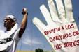 Petición en Change.org exige al IFT restablecer los subtítulos en la TV para personas sordas. Photo by Cuartoscuro