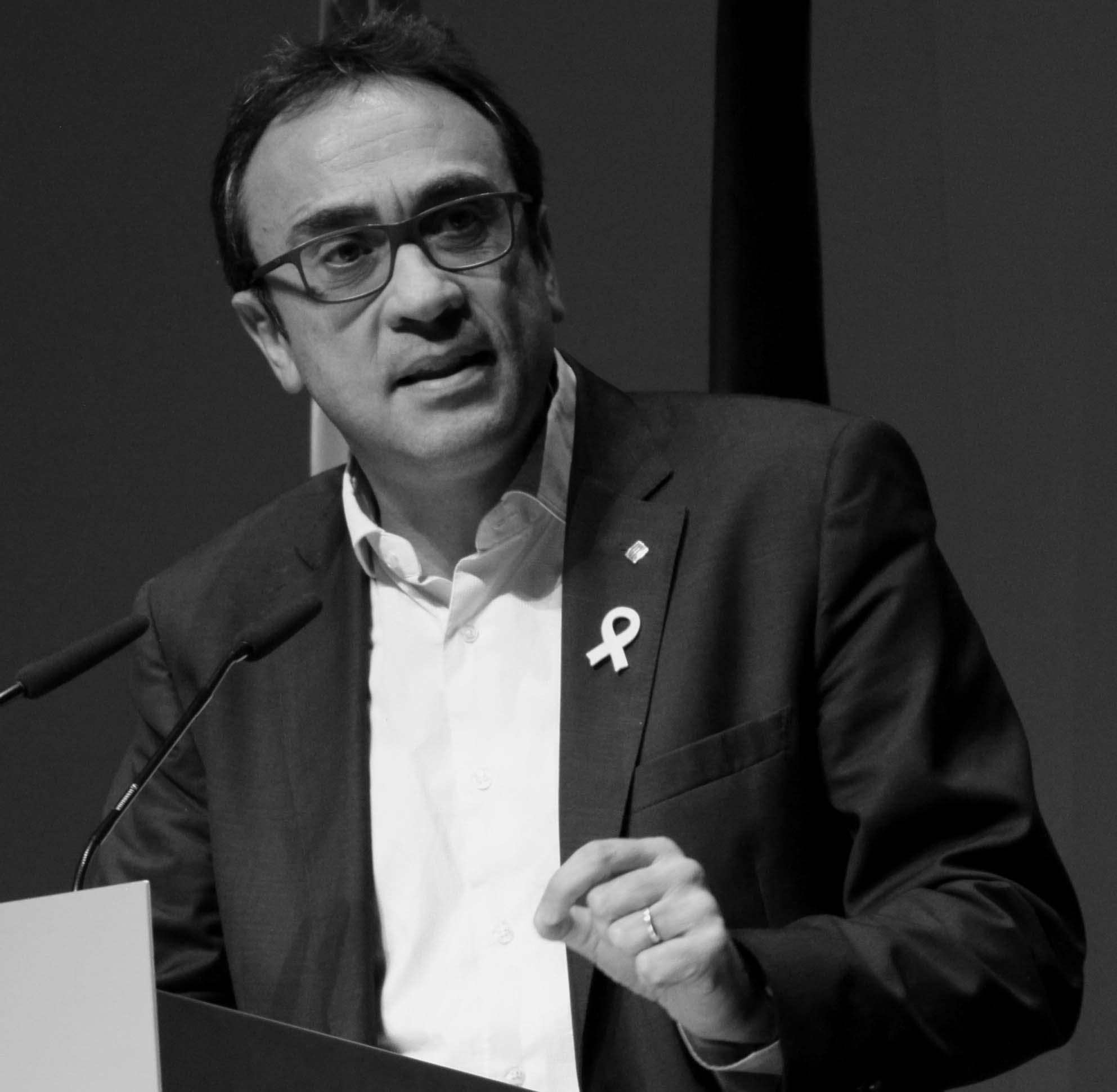 "Josep Rull: ""Es imposible esposar la voluntad de un pueblo"". (lescroniques.com)"