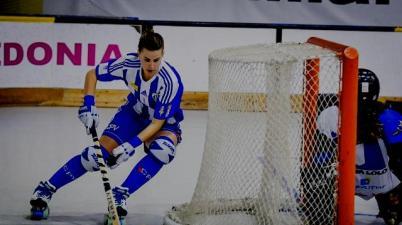Berta Tarrida, un ejemplo de cómo sentir el hockey patines y la vida. (lavanguadia.com)