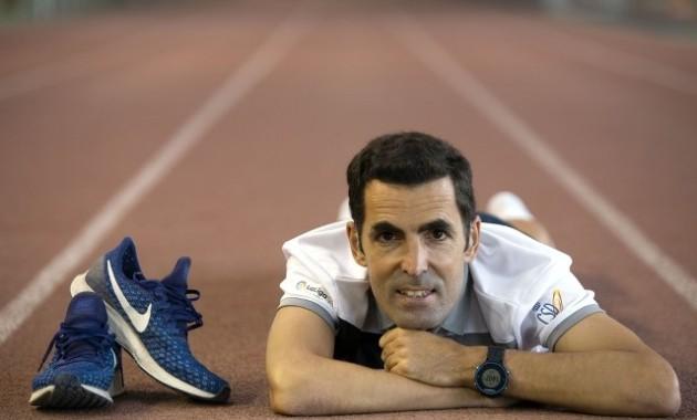 """Soto: """"Es una pena no disfrutar del deporte con igualdad"""" (diariodeburgos.es)"""