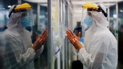 Els morts per coronavirus a Catalunya són gairebé el doble, 7.097, amb el nou recompte de Salut. (Alejandro García / efe.es)