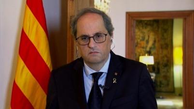 """Torra defensa la """"transparència"""" del nou recompte de morts i insta les autonomies a aplicar-lo. (ccma.cat)"""