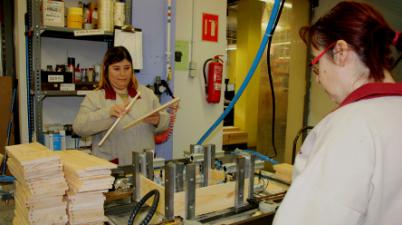 Una de cada tres persones amb discapacitat ha perdut la feina durant la pandèmia a Barcelona. (Laura Cortés /ACN)