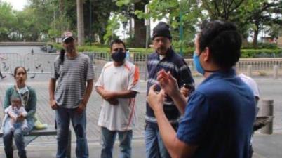 Con intérprete, comunidad sorda pide ayuda a gobierno ante pandemia. (veracruz.lasillarota.com)