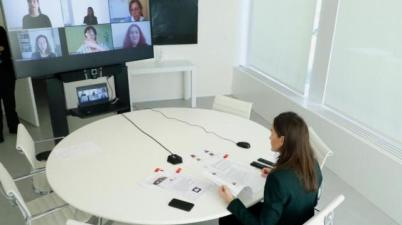 """Cermi Mujeres transmite a la Reina su """"gran preocupación"""" por la emergencia social provocada por la pandemia. (servimedia.es)"""