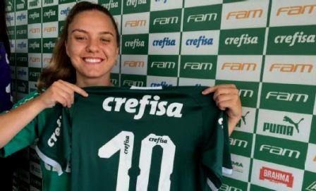 Futbolista sorda es contratada por el equipo femenino del Palmeiras de Brasil. (fundacionwazu.cl)