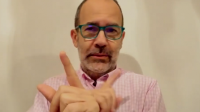 """Albert R. Casellas: """"Les mascaretes transparents facilitarien la comunicació de les persones sordes"""". (xarxanet.org)"""