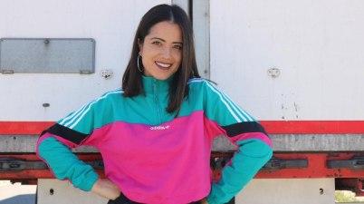"""Nerea Sanfe: """"Entrar a plató les primeres vegades va ser increïble, ho recorde i se'm posa un somriure"""". (AMIC Valencians / AMIC)"""