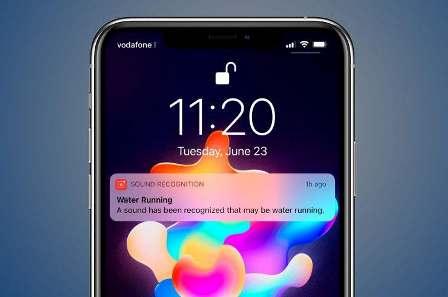 iOS 14 reconoce sonidos de alarmas y las transforma en alertas visuales para personas sordas. (hipertextual.com)