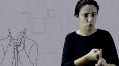 """Funcasor reivindica """"una mayor accesibilidad en los medios de comunicación"""" para las personas con sordera. (eldiario.es)"""